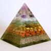 Pyramide d'orgonite
