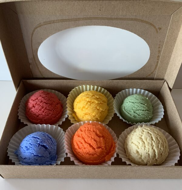 Boîte de truffes