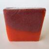 Savon artisanal orange et canneberge